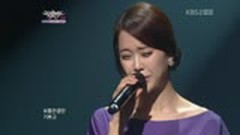 Usual (3.6.2011 Music Bank) - Baek Ji Young
