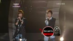 One Last Cry (3.6.2011 Music Bank) - N-Train