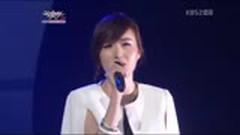 Alcohol (3.6.2011 Music Bank) - Go Eun