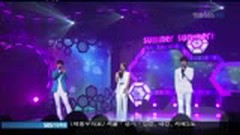 Cover Those Lips (26.6.2011 Inkigayo) - 8eight