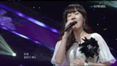 Love One Year (29.6.2011 Inkigayo) - Yoon Hwa Jae In