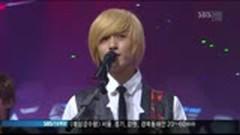 Hello Hello (26.6.2011 Music Bank) - FT Island