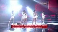 Crazy (23.7.2010 Music Bank) - Kan Mi-Youn