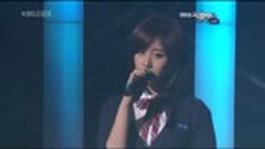What Should We Finish (2.7.2010 Music Bank)