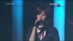 What Should We Finish (2.7.2010 Music Bank) - Soyeon (T-ARA), Jiyeon