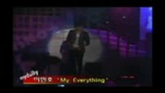 My Everything (LIVE) - Lee Min Ho