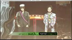 High High + Oh Yeah (Live) - G-Dragon, BoM