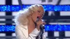 It's A Man's World, Live (Grammy Awards 2007) - Christina Aguilera
