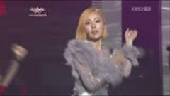 Won't Meet You (111007 KBS Music Bank) - Kan Mi-Youn