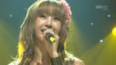 Things I Want To Do If I Have A Lover (110910 Inkygayo) - Jo Kwon, G.NA