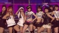 10 Minutes (090227 KBS Music Bank) - Ga In