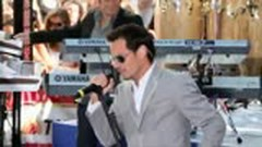 Rain Over Me (Live Today Show) - Pitbull, Marc Anthony
