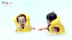Bé Học Phép Chia - Bé Kim Hồng