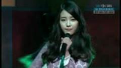 You And I (111211 SBS Inkigayo) - IU