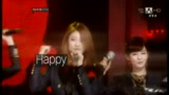 VCR + Cry Cry (111215 Mnet M!Countdown) - T-Ara