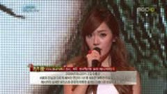One Year Later (111225 SNSD's Christmas Fairy Tale) - Jessica, Onew