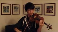 A Thousand Years (Violin Christina Perri Cover) - Jun Sung Ahn