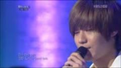 Goodbye City (120211 KBS Immortal Song 2) - Tae Min