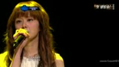 I Only Think Of You (Comeback Stage) - M Countdown - Jang Na Ra
