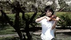 The Moon That Embraces The Sun - Back In Time (Violin Cover) - Jun Sung Ahn
