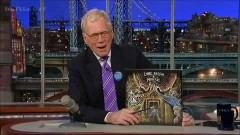Wasted (David Letterman 2012) - Lukas Nelson, Promise Of The Real