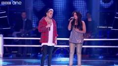 We Found Love (The Voice UK - Battles 1) - Jessica Hammond, Vince Kidd