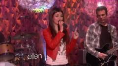 Make It In America (Live Ellen Degeneres Show) - Victoria Justice