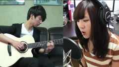 Mama Do (Pixie Lott Cover) - Megan Lee, Sungha Jung