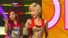 Honey Honey (01062012 Music Bank) - Gangkiz