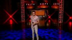 Faith, Hope And Love (The 700 Club 2012) - Danny Gokey
