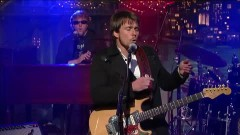 Wasted (Letterman Show 2012) - Lukas Nelson, Promise Of The Real