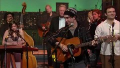 School Days Over (Letterman Show 2012) - The Chieftains, The Low Anthem