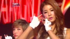 Mama (120720 Music Bank) - Gangkiz