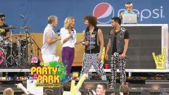 Interview-Fan Favorite Question (Good Morning America 2012) - LMFAO
