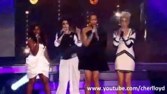 Thythm Of The Night (Live Results Show 1 X Factor) - X-Factor Finalist 2010