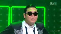 GangNam Style (120729 Inkigayo) - PSY