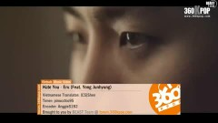 I Hate You (Vietsub) - Eru, Yong Jun Hyung