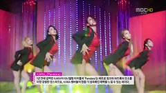 Pandora (120825 Music Core) - KARA