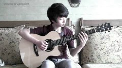 This Love (Maroon 5 Cover) - Sungha Jung