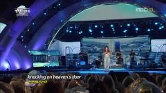 Knocking On Heaven S Door (120815 Dmz Peace Concert) - SISTAR