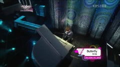 Butterfly + Please Don't (121012 Music Bank) - K.will