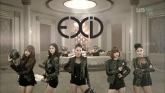 Every Night (121014 Inkigayo) - Exid
