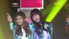 Get Out (121019 Music Bank) - AOA