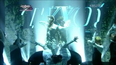 Catch Me (121102 Music Bank) - DBSK