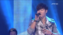 Was So Pretty (121104 Inkigayo) - Kim Jong Kook