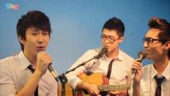 Tạm Biệt Nhé (Acoustic Version) - Lynk Lee, Phúc Bằng, M-talk Band