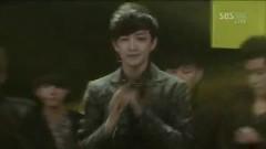 I Will Protect You (121209 Inkigayo) - Smash