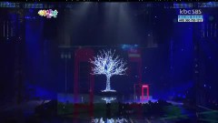 Because I Love You (121229 SBS Gayo Daejun) - Sung Si-kyoung, 2NE1