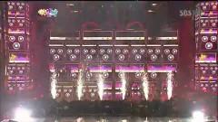 Rock Battle (121229 SBS Gayo Daejun) - FT Island, CNBLUE