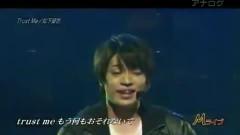 Trust Me (live) - Yuya Matsushita
